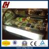 Gelato Vitrine Замораживатель De Sorvete/витринные шкафы мороженного
