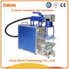 Gold-und Silber-Feder-Laser-Gravierfräsmaschine-/Fiber Laser-Markierung