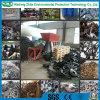 Machine van de Ontvezelmachine van de Schacht van de hoogste Kwaliteit de Dubbele Plastic