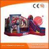 Berühmter Spiderman-Entwurfs-aufblasbares Prahler-Plättchen kombiniertes T3-210