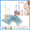 Proprietà materiali mediche del suturare & dell'adesivo e tipo assorbibile medico filetto di sollevamento del suturare