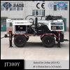 Piattaforma di produzione montata rimorchio potente poco costoso del pozzo d'acqua di Jt300y