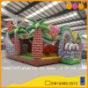 Il divertimento del mondo del dinosauro salta il parco di divertimenti gonfiabile (AQ01636)