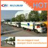 5cbm 5tons Road Sweeper Truck Camion de balayage de rue Camion de nettoyage de rue