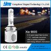 ランプのCsp LED 9005 DRLのヘッドライトを運転する最新の9-32V