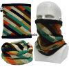 任意選択デザイン多機能の継ぎ目が無い冬の暖かい首のウォーマーのスカーフ