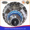 le laser de diamant de 105-800mm scie la lame pour l'usage universel