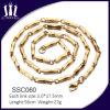 Encadenamiento de oro del nuevo del diseño del oro cuello de la joyería