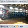 Снимать резиновую смесь машина, машина резиновый листа охлаждая ехпортированная к Европ