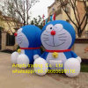 Модельный тип декоративное раздувное Doraemon для промотирования Commerical