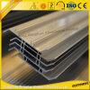 Material de construcción de la persiana enrrollable del aluminio 6063 para el garage