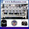 Дешевой промышленной операция приспособления вышивки Sequin машины тенниски крышки вышивки шнура 6 головной компьютеризированная машиной/вышивки одежд ручная