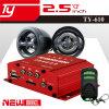 Motorrad MP3-Verstärker mit Warnungssystem 610
