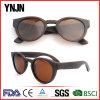 Alta qualidade Sunglass de madeira polarizado unisex de Ynjn