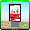 Знак-Mupis коробки Оборудовани-Света Lightbox-Рекламы Scrolling