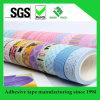 Uso de Scrapbooking que enmascara de cinta de papel pegajoso decorativo adhesivo de Washi