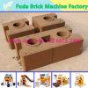 装置、中国の粘土のブロック機械を作る使用された粘土の煉瓦