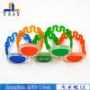 Impermeabilizzare il braccialetto di plastica personalizzato di colore RFID per il massaggio del bagno