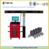 Herramientas de diagnóstico del coche para la máquina de la alineación de rueda del taller de la reparación auto