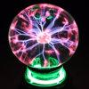 Do controle mágico elétrico do som da lâmpada da esfera do relâmpago do USB da ferramenta da instrução da criança brinquedo de estática da esfera