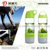 Altofalante ao ar livre Ipx4 de Bluetooth do frasco da bicicleta impermeável