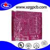 Placa roxa do PWB de Soldermask com de alta tecnologia