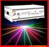 Luce laser della fase di animazione di RGB, sistema di esposizione del laser