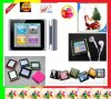 6th Gen Touch Screen 1.8 Inch MP4 Player (OEM)