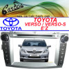 Voiture spéciale DVD pour le verso 2010-2012/Verso-S 2010-2012/E'z 2010-2012 de Toyota