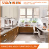 Gabinete de cozinha de madeira modular indiano