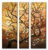 装飾の抽象的な油絵(AC003)