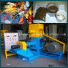 China hizo mini pequeño precio de la máquina del estirador del alimento de perro de animal doméstico