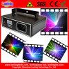 Laser atractivo Show Light Projector de 2W Full Color