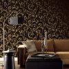 Stof Wallcovering voor het Decor #Yf33-001 van het Bureau van de Villa van het Hotel