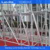 Леса Ringlock строительного материала HDG стальные