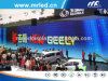 Mrled Giant LED Screen per Geely