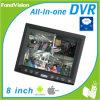 O mini sistema o mais novo do jogo de DVR LCD DVR