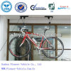 Gancho fixado na parede da bicicleta da cremalheira da bicicleta do elevador da bicicleta da montagem do teto