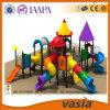 Niños de plástico juguetes al aire libre para el parque