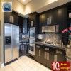 De Aangepaste Grootte van pvc van het Ontwerp van de Keuken van het huis Keukenkast