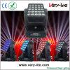 Perfecte Effect 25PCS 12W LED Matrix Moving Head Light