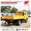 Algemene 6 van de Lengte van de Dubbele van de Rij van de Cabine van de Borst Meters Vrachtwagen van de Raad Mini
