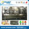 6000bottles / hora por 1,5 litros de botellas de PET de llenado en caliente de la máquina monobloque