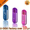 Heißer transparenter Plastikschwenker USB-Steuerknüppel (YT-1117)