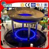 Factorymade IndoorかOoutdoor LED DIGITAL Water Curtain Fountain