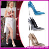 O New Europa e clube noturno 2015 Elevado-Heeled de Estados Unidos Pointed Shoes Ol Shoes (S-00323)