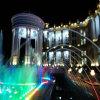 Square에 있는 뛰어오르는 Water Fountain Lighting