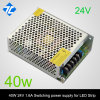 40W 24V 1.6A Power Supply per il CE RoHS del LED Strip Light