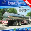2/3 dos eixos Ss316 do petróleo comestível do leite do petroleiro de reboque Semi