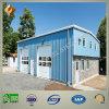 Портативный полуфабрикат пакгауз/мастерская стальной структуры